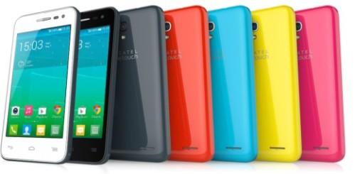 Nuovo smartphone LTE fascia media bassa di Alcatel