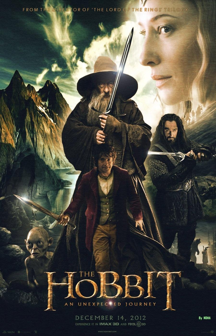 """LICANTROPUNK: """"El Hobbit: un viaje inesperado"""", de Peter ..."""