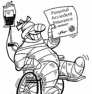 how to sell personal accident insurance