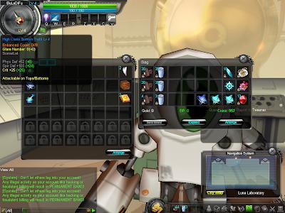 GhostX Ultimate - Level 4 Soma