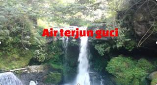 air terjun Guci
