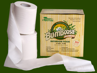 LusciousPlanet: Treeless BPA-Free Toilet Paper Made from Bamboo