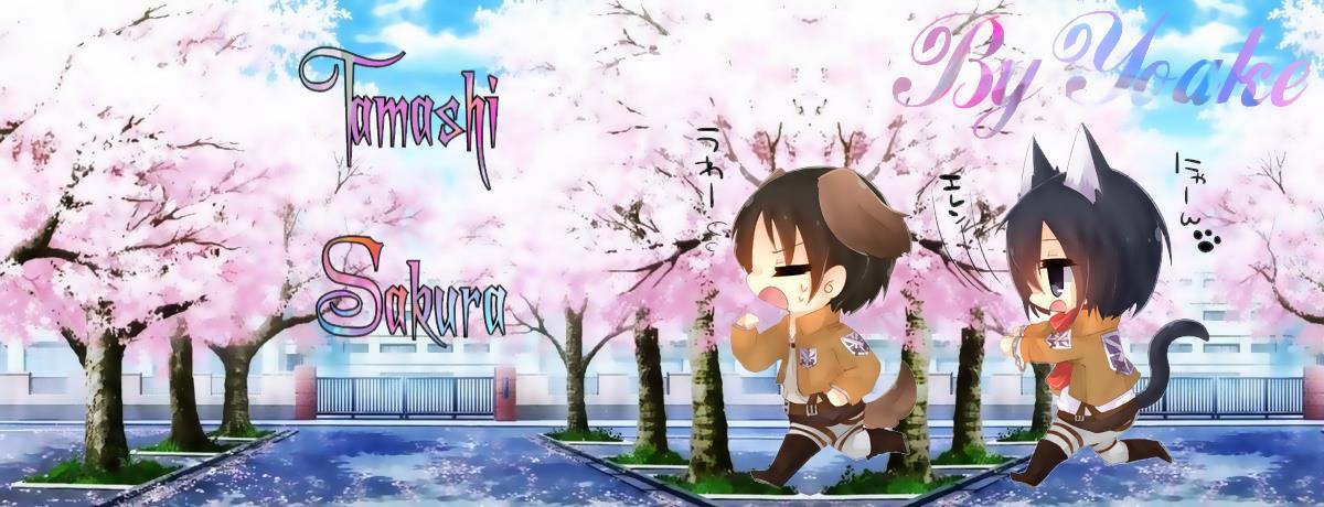 ''Tamashī Sakura''