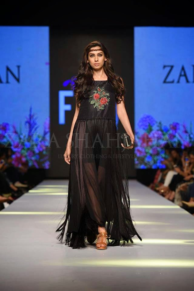 Zara Shahjahan TPFW Summer Dress Collection