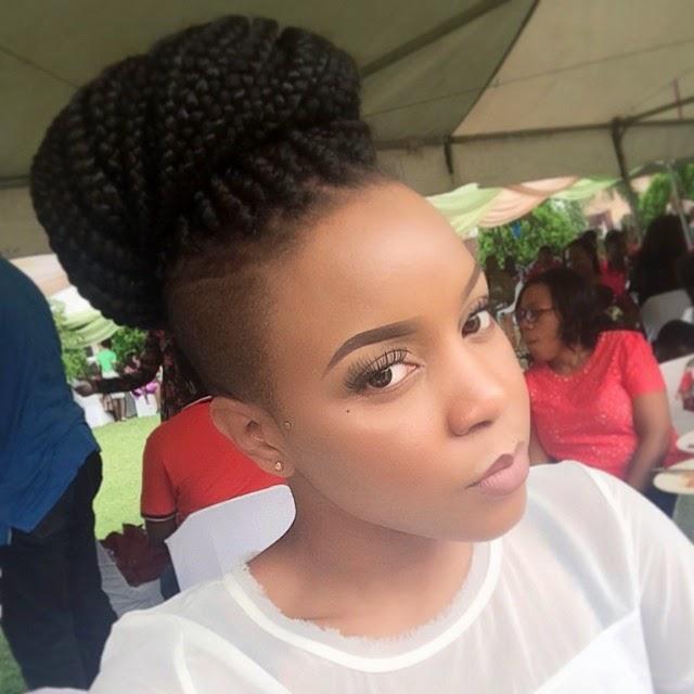 Photos: Meet Lola Ojetola! The Lady With Many Hairstyles