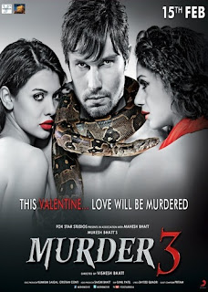 Murder 3 (2013) DVDSCR Full Movie Free Download