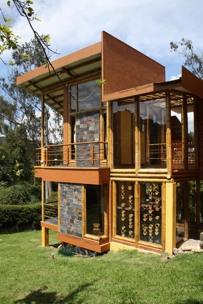 Ingener a en arquitectura y dise o medioambiental cultura del bamb en espa a - Casa de bambu madrid ...