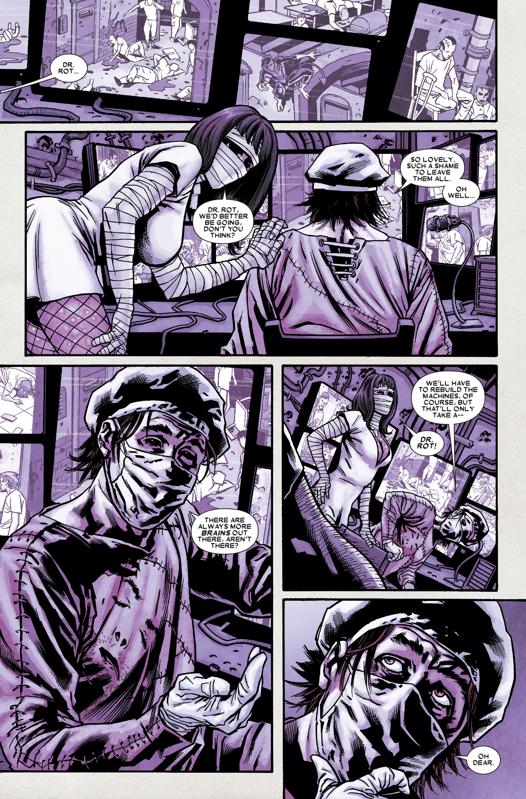 Wolverine: Weapon X #9 #8 - English 12