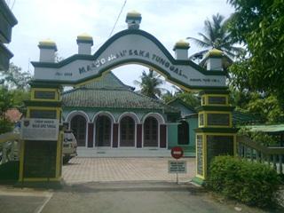 7 Masjid Tertua Di Indonesia