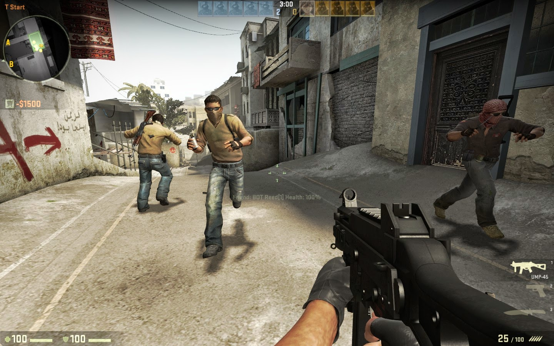 Counter Strike: Global Saldırgan - sistem gereksinimleri ve yayın tarihi