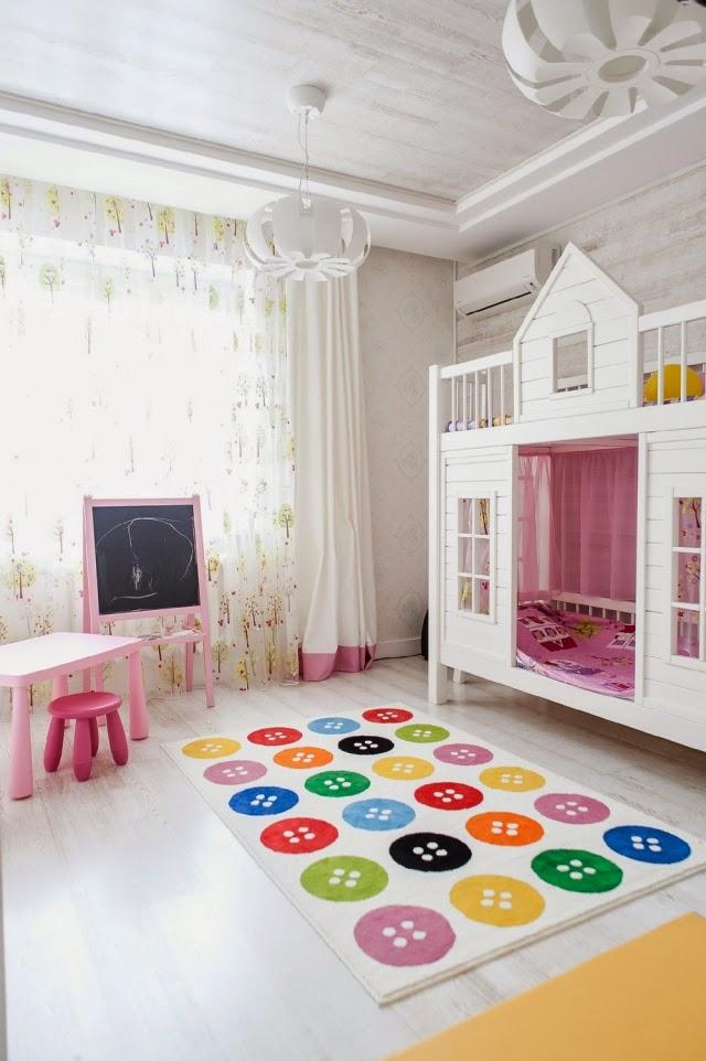 Hermosos cuartos para niñas - Dormitorios colores y estilos
