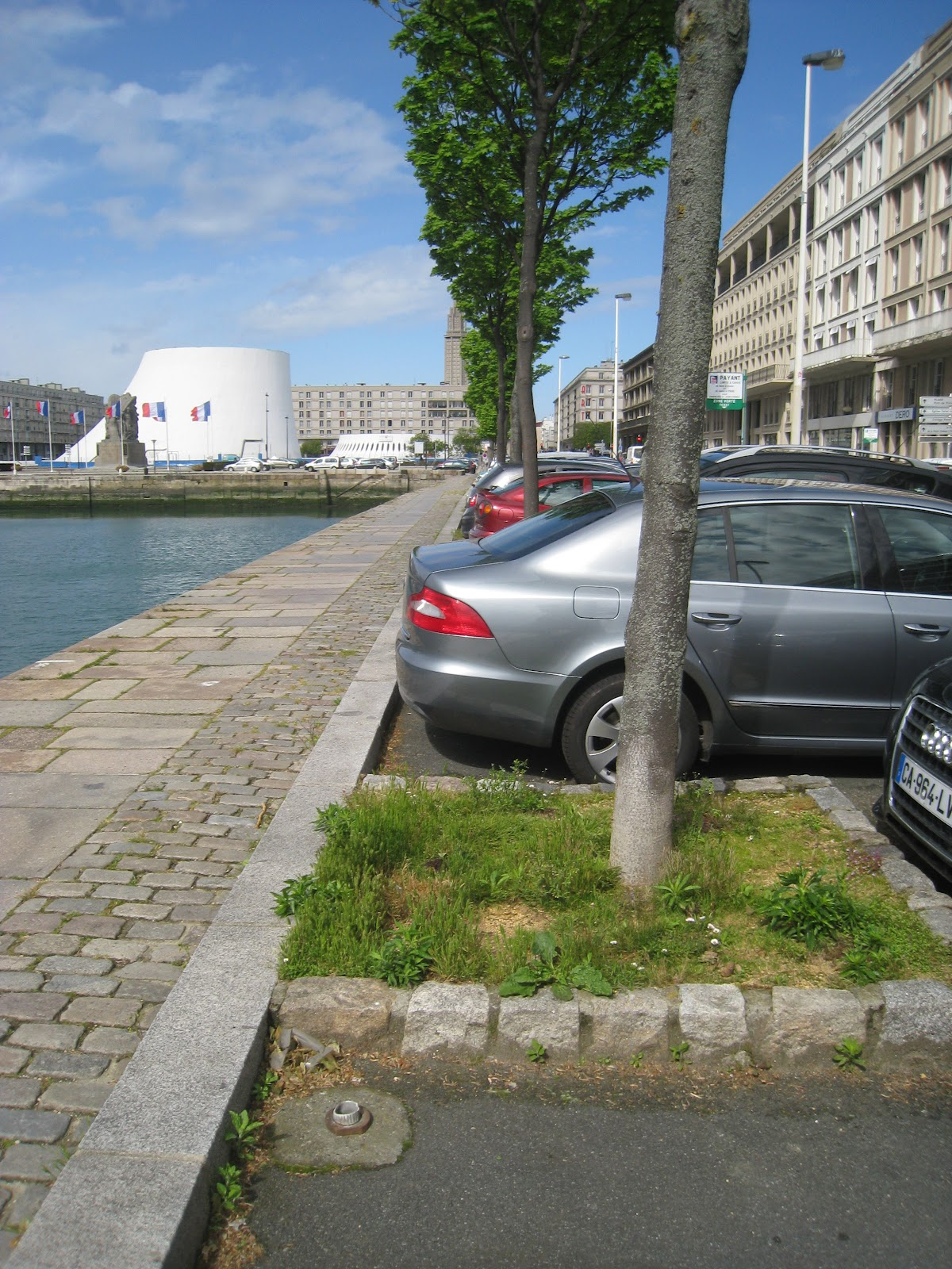 Jean michel harel sch ma d 39 orientation pour la mise en valeur des bassins du havre - Bassin pour balcon le havre ...