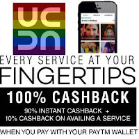 UrbanClap : Services 100% Cashback for (Delhi, Mumbai & Bangalore)