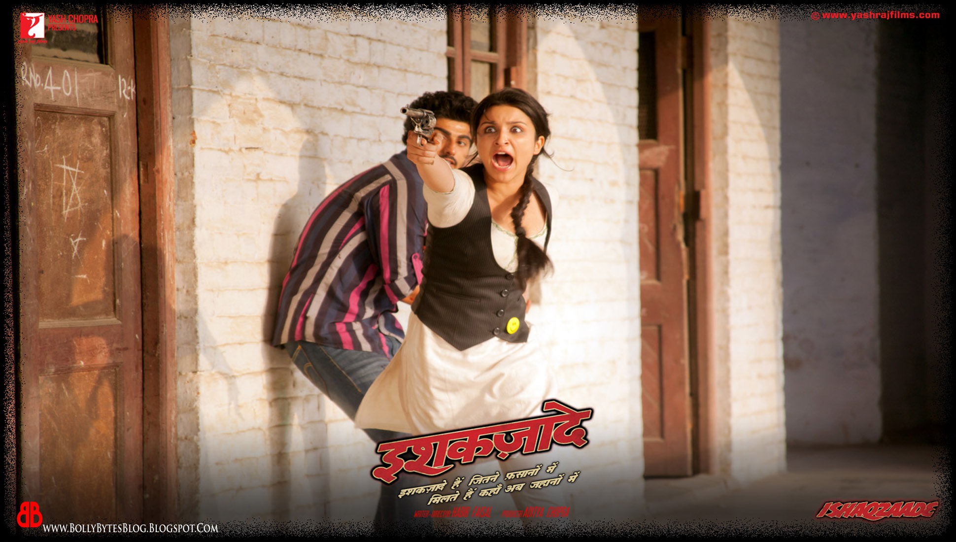 Pictures Of Arjun Kapoor And Parineeti Chopra Wallpapers Rock Cafe