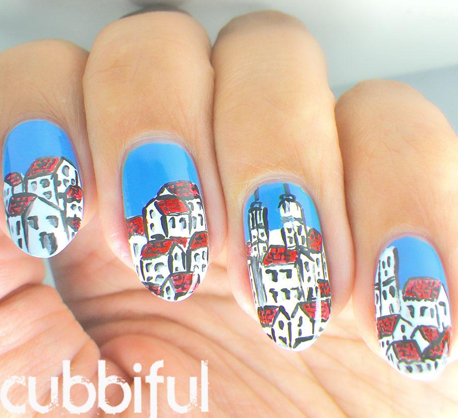 Lisbon Nail Art