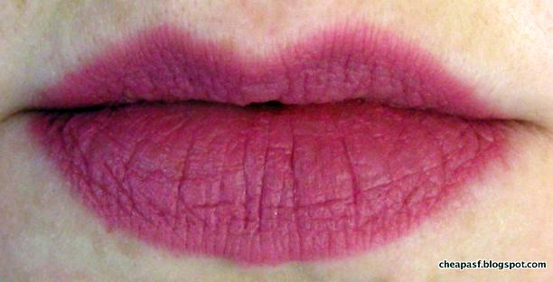 Maybelline Color Sensational Creamy Matte Lipstick in Lust for Blush
