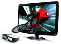 Acer 27-inch LCD Monitor with 3D