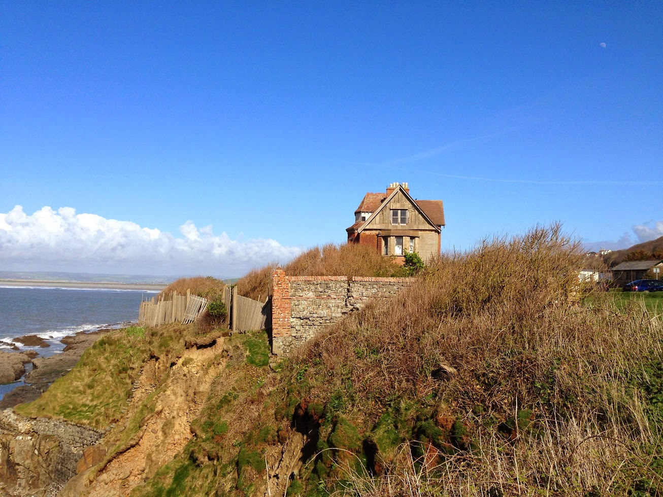 Seafield House, Westward Ho!, Devon