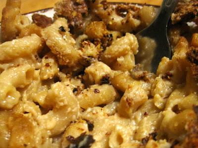 Macaroni au fauxmage à la Vegan Yum Yum