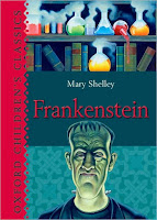 Frankenstein Oxford Classics Shelley