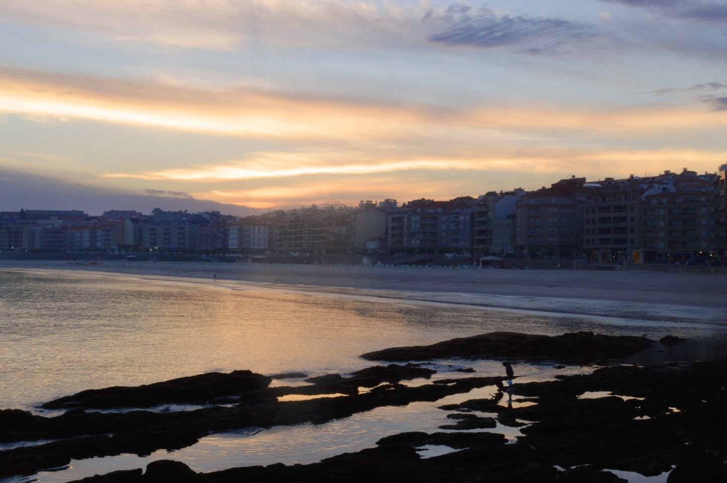 KIDdO Style: San Xenxo beach - Galicia