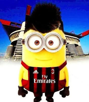 Minion El Shaarawy - Futbol Parodia