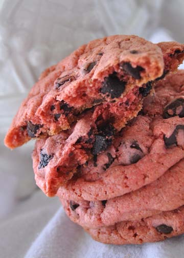 cookie cherry chocolate chip cookies cherry chocolate cookies make us ...