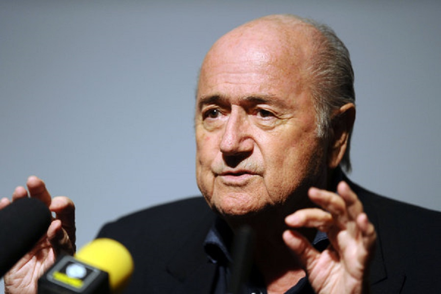 Sepp Blatter resigns to his bribery last more time