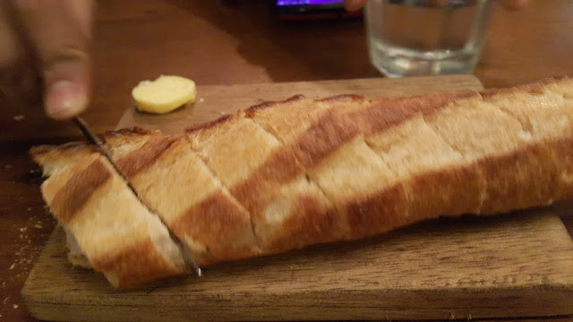 Wildflour Bakery + Cafe Baguette