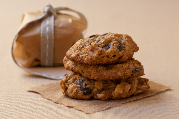 ... Food Recipe: Sugar-Free Cookies Recipe with Almond and Flaxseed Meal