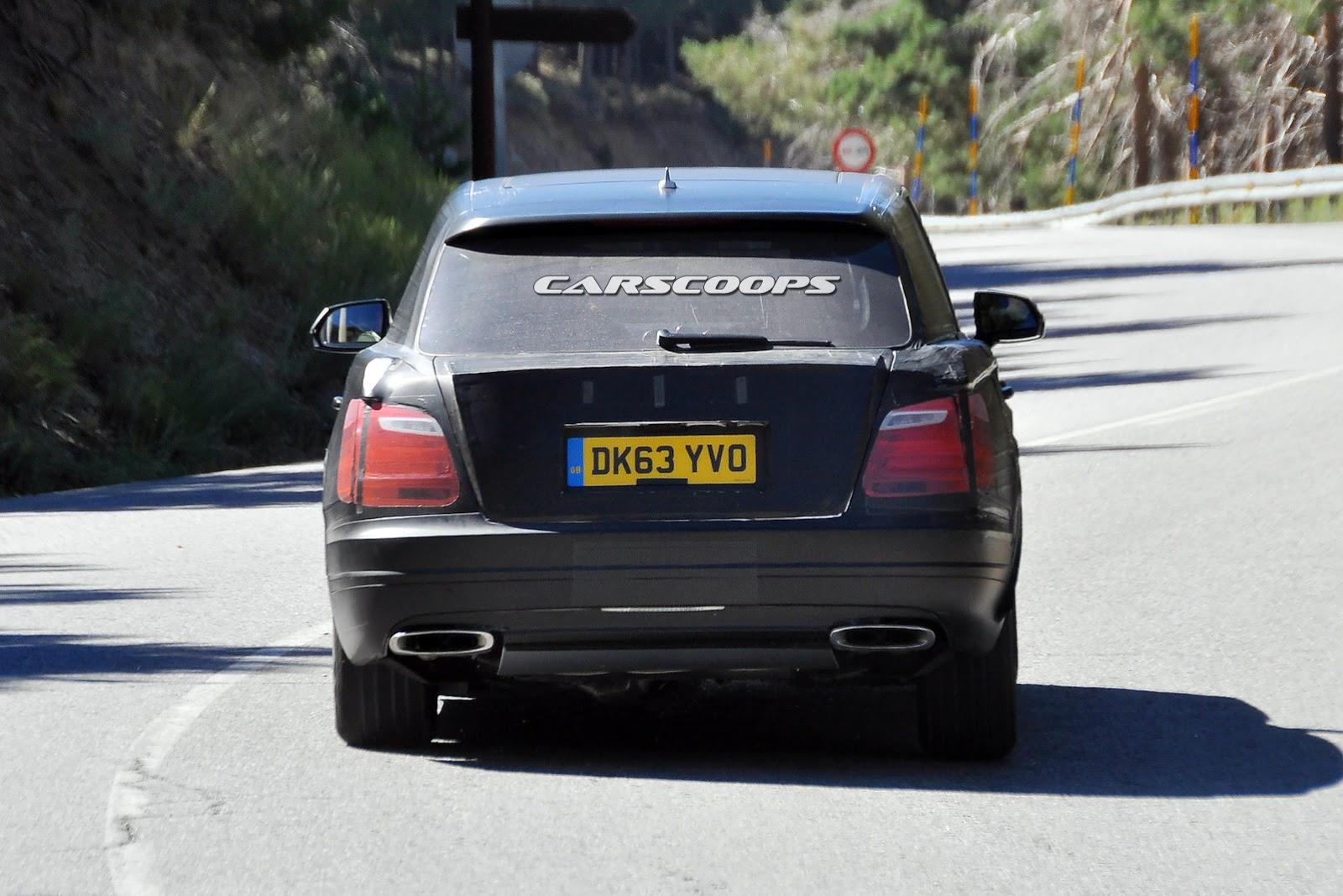 2015 - [Bentley] Bentayga - Page 3 2017-Bentley-SUV-8