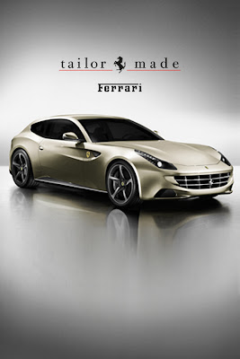 Ferrari Tailor-Made