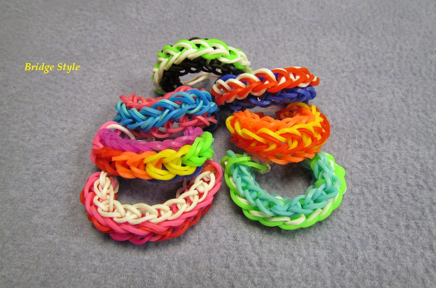 bridge rainbow loom