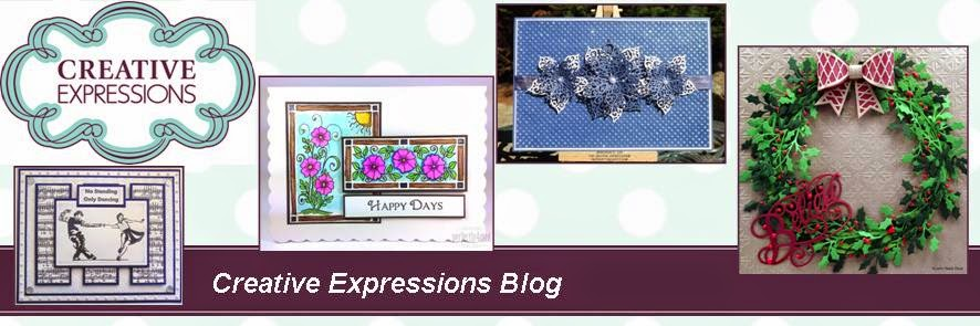 Creative Expressions Papercraft and Scrapbooking Products