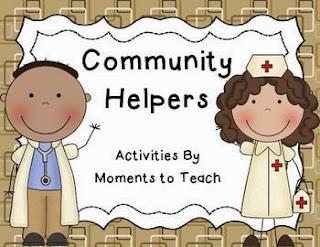 http://www.teacherspayteachers.com/Product/Community-Helpers-Packet-Temporary-Freebie-970442