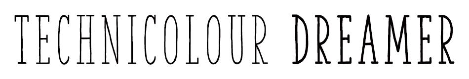Technicolour Dreamer