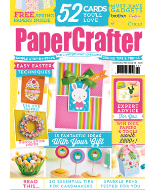 Published in Papercrafter Magazine Nro.93