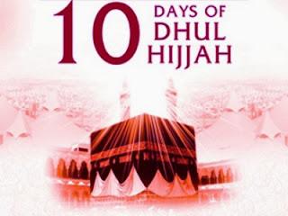 10 hari pertama bulan Dzulhijjah (ilustrasi foto iloveallah.com)