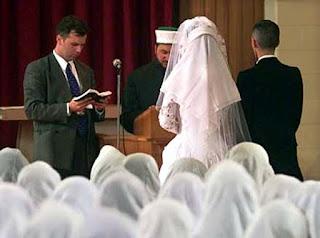 müslüman olmayan kadınla evlenmek