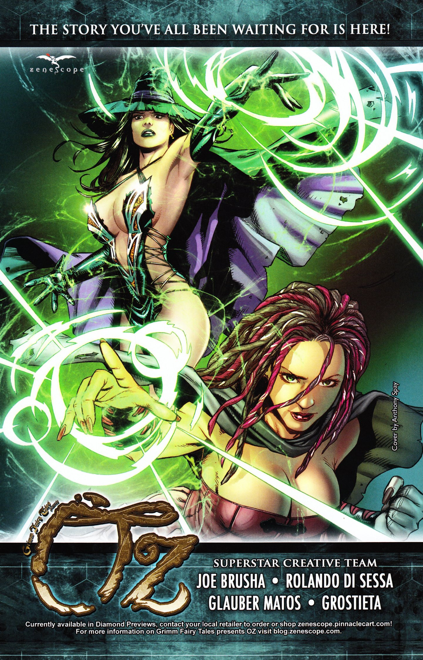 Grimm Fairy Tales (2005) Issue #88 #91 - English 27