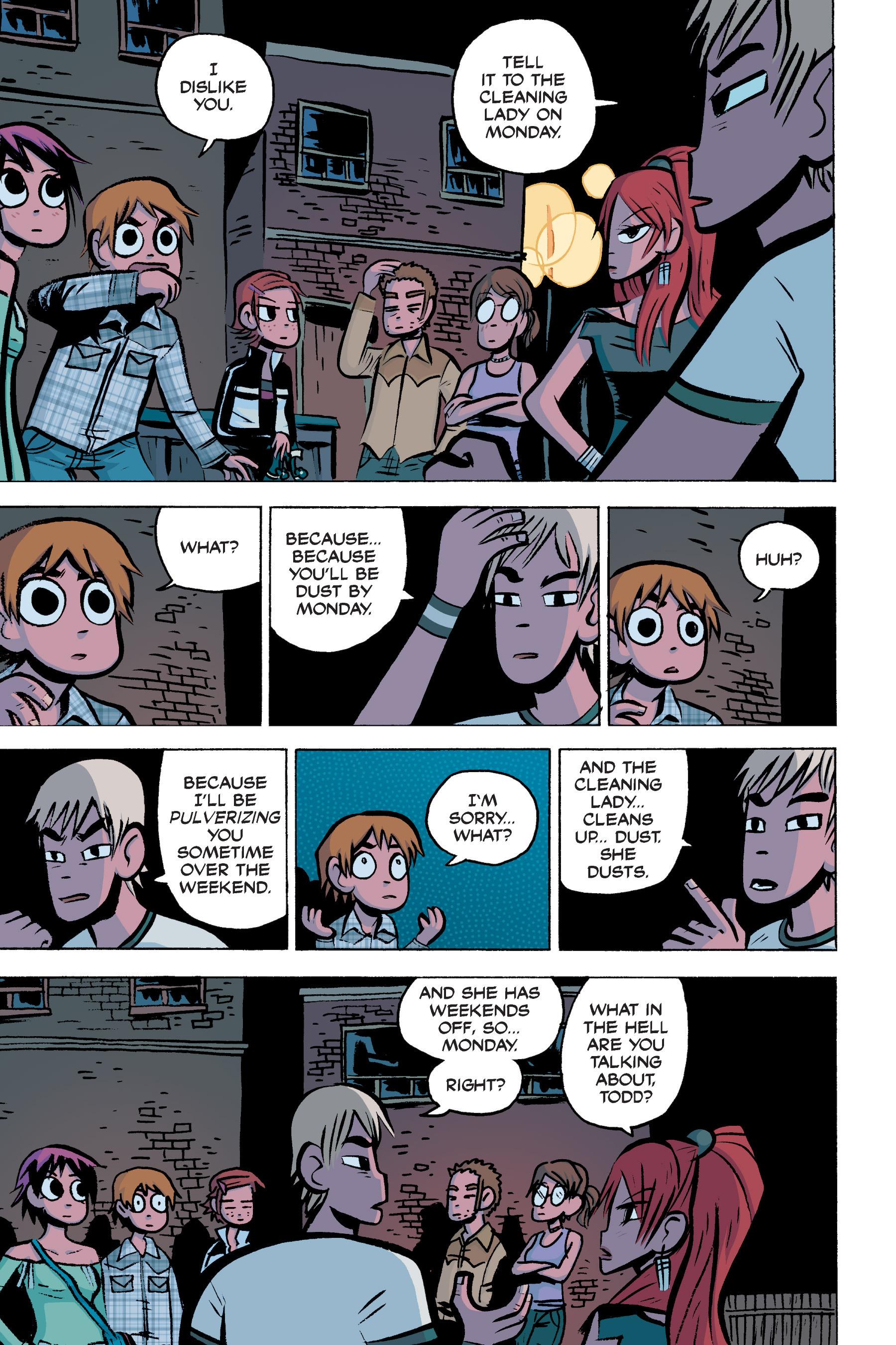 Read online Scott Pilgrim comic -  Issue #3 - 39