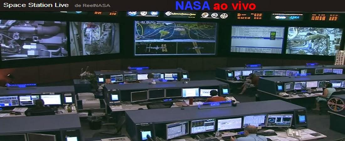 NASA ao vivo