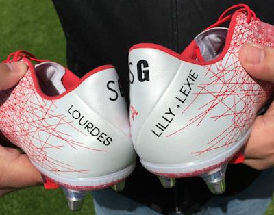 "Sepatu Adidas ""Predator"" Gerrard Dielang"