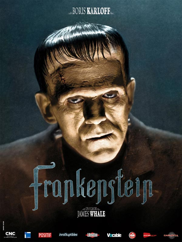 frankenstein differenet from the movie thesis The 7 narrator types: and you thought there were only two.