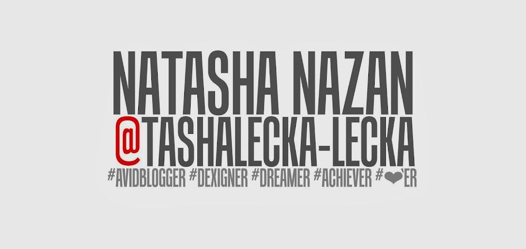 Tashalecka-lecka :)