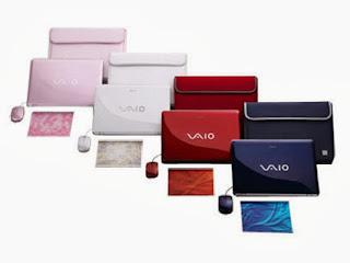 Daftar Harga Laptop Sony  Oktober 2013