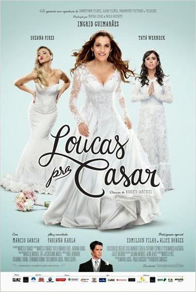 """Filme Loucas Pra Casar, crítica no blog """"Candria Riviera"""""""
