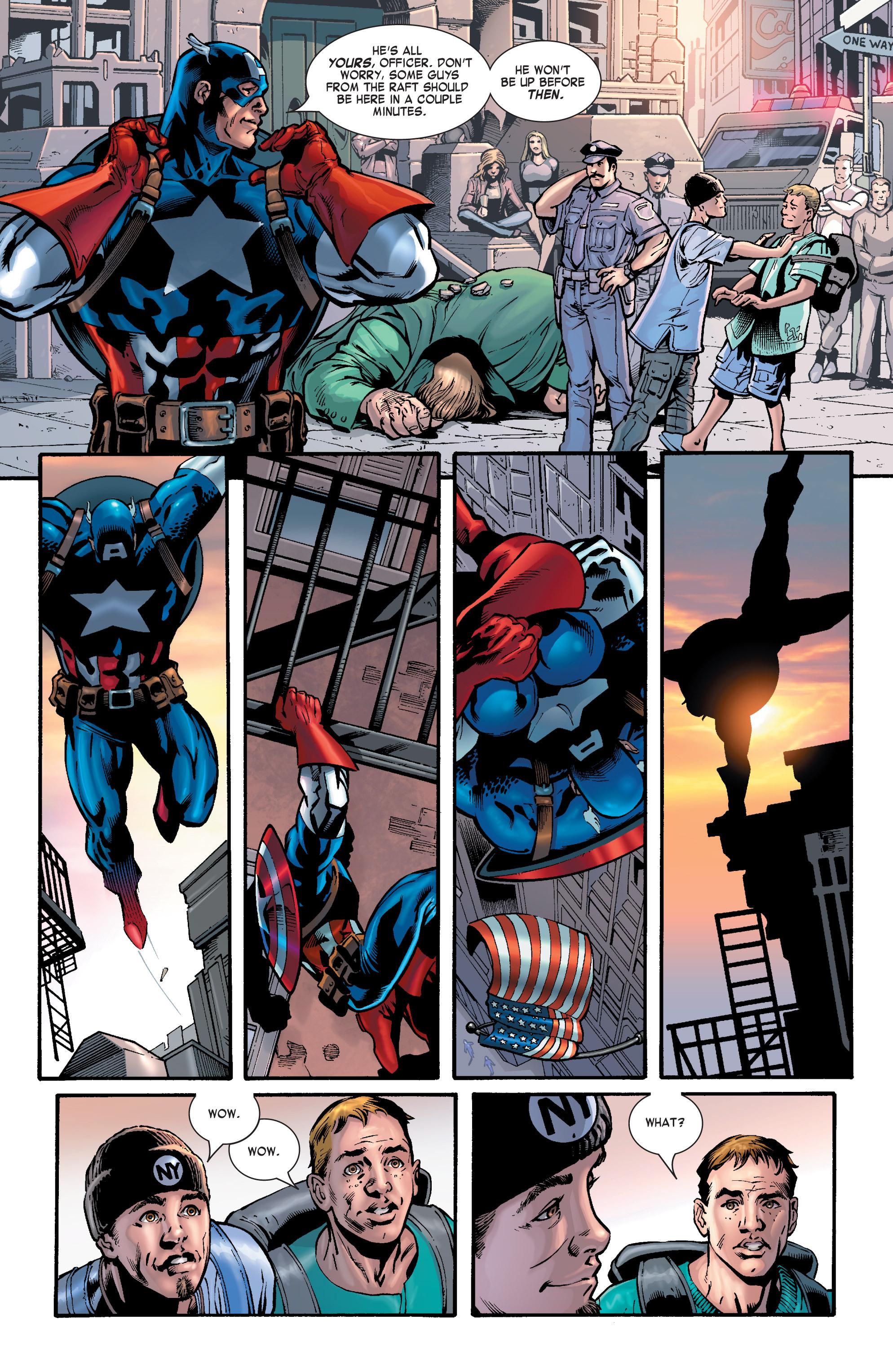 Captain America (2002) Issue #29 #30 - English 6