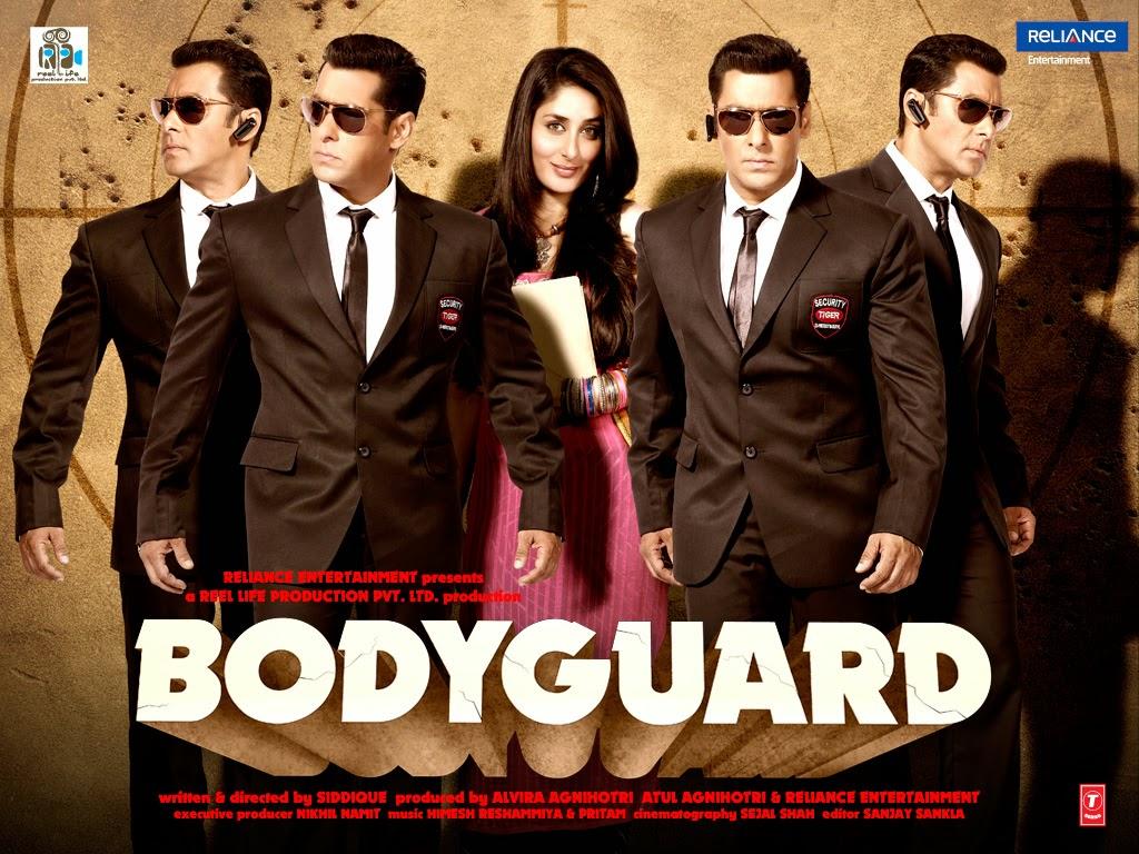 BodyGuard (2011) BRRip 720p Subtitle Indonesia Enconded