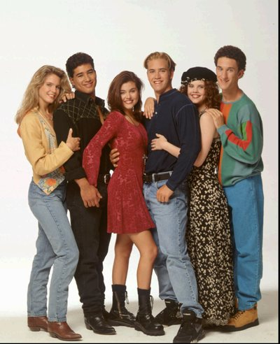 Fashion Styles on Stic Of The Week  Another 90 S Party  Saved By The Bell  The College